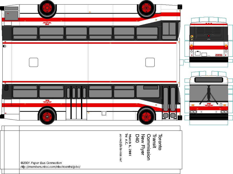 World 世界 – Paper Bus Connection – 紙巴士總匯
